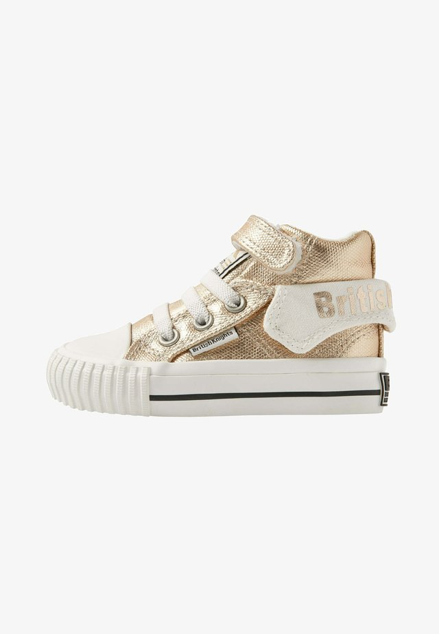 ROCO - Chaussures premiers pas - gold