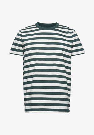 FASHION  - T-shirt imprimé - teal blue