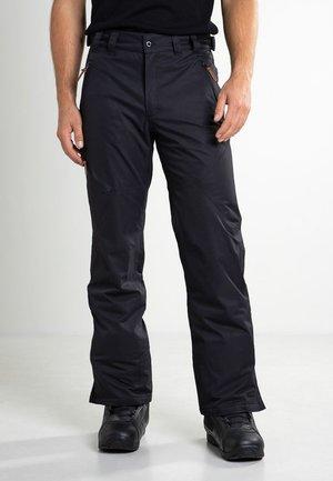 COLMAN - Snow pants - schwarz