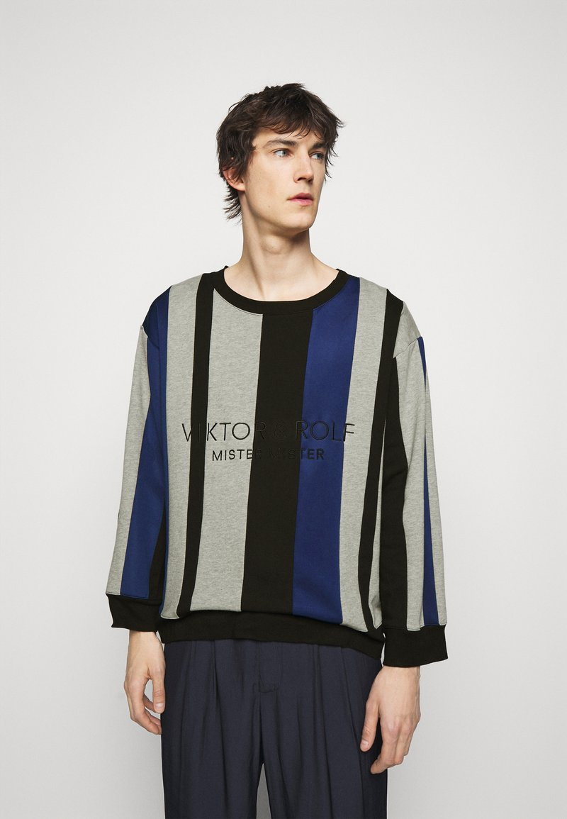 Viktor&Rolf - NUMBER PATCHWORK - Sweatshirt - multicolour