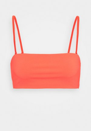 PEARL SWIM - Bikini top - bright red