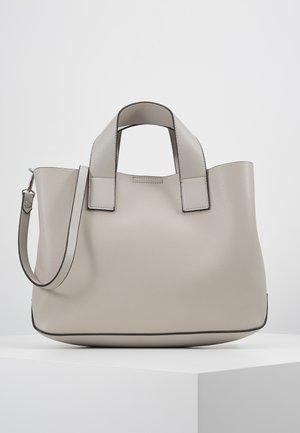 Kabelka - light grey