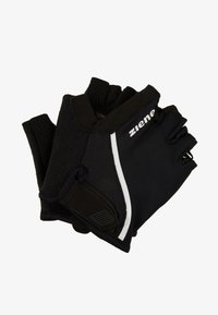 Ziener - CELAL - Kortfingerhandsker - black - 0