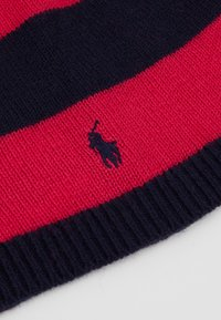 Polo Ralph Lauren - STRIPE HAT APPAREL - Čepice - navy/sport pink - 2