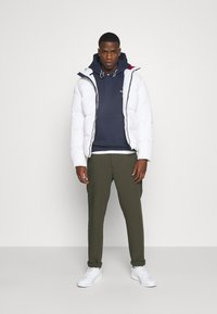 Tommy Jeans - ESSENTIAL JACKET - Winter jacket - white - 1