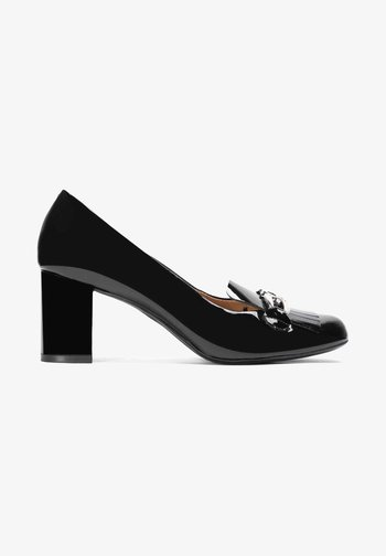 WENDY - Classic heels - black