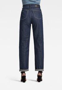 G-Star - TEDIE ULTRA HIGH LONG STRAIGHT - Straight leg jeans - raw denim - 1