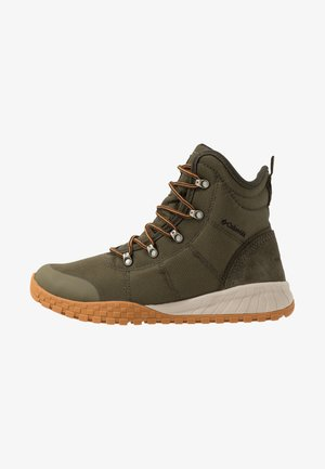 FAIRBANKS OMNI-HEAT - Winter boots - nori/canyon gold
