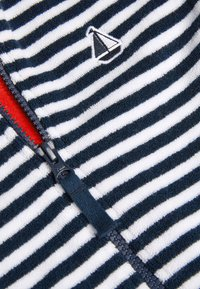 Next - NAVY STRIPE TOWELLING ALL-IN-ONE (3MTHS-7YRS) - Overal - blue - 2