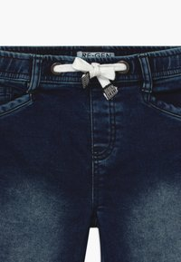 Re-Gen - TEEN BOYS BERMUDA - Farkkushortsit - dark blue - 3