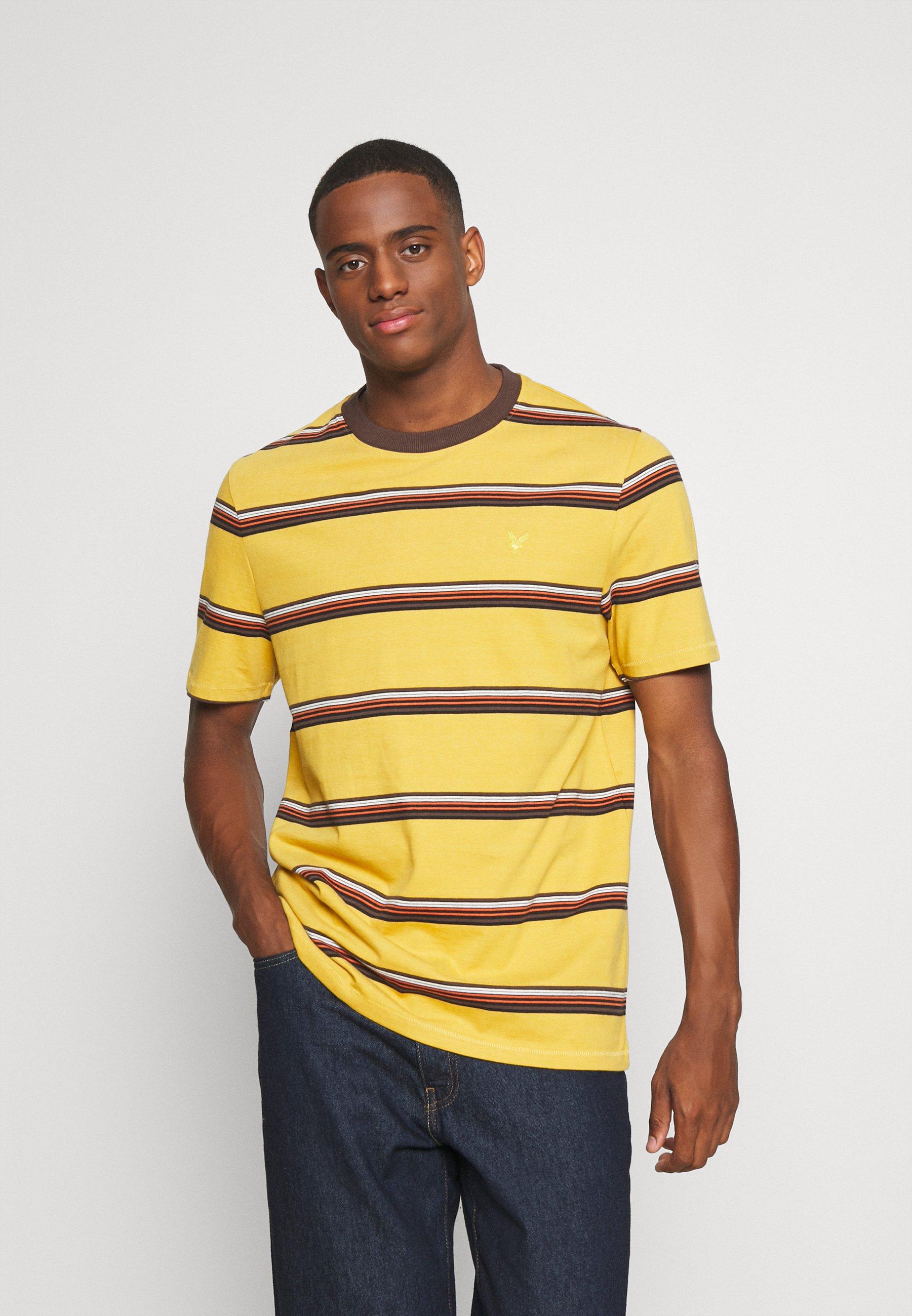 Men STRIPE - Print T-shirt