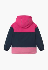 Name it - NKFSNOW03 JACKET BLOCK - Winter jacket - fuchsia - 1