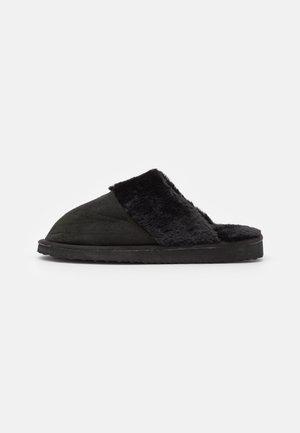 MULE - Slippers - black