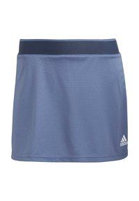 adidas Performance - Sports skirt - blue - 6
