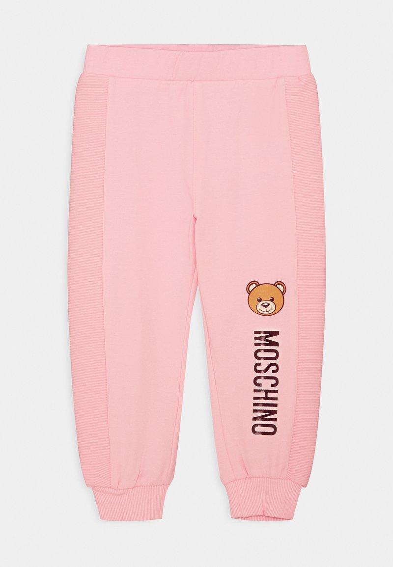 MOSCHINO - UNISEX - Trousers - sugar rose