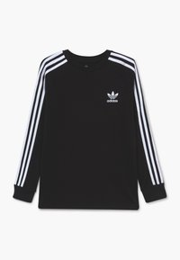 adidas Originals - Camiseta de manga larga - black/white - 0