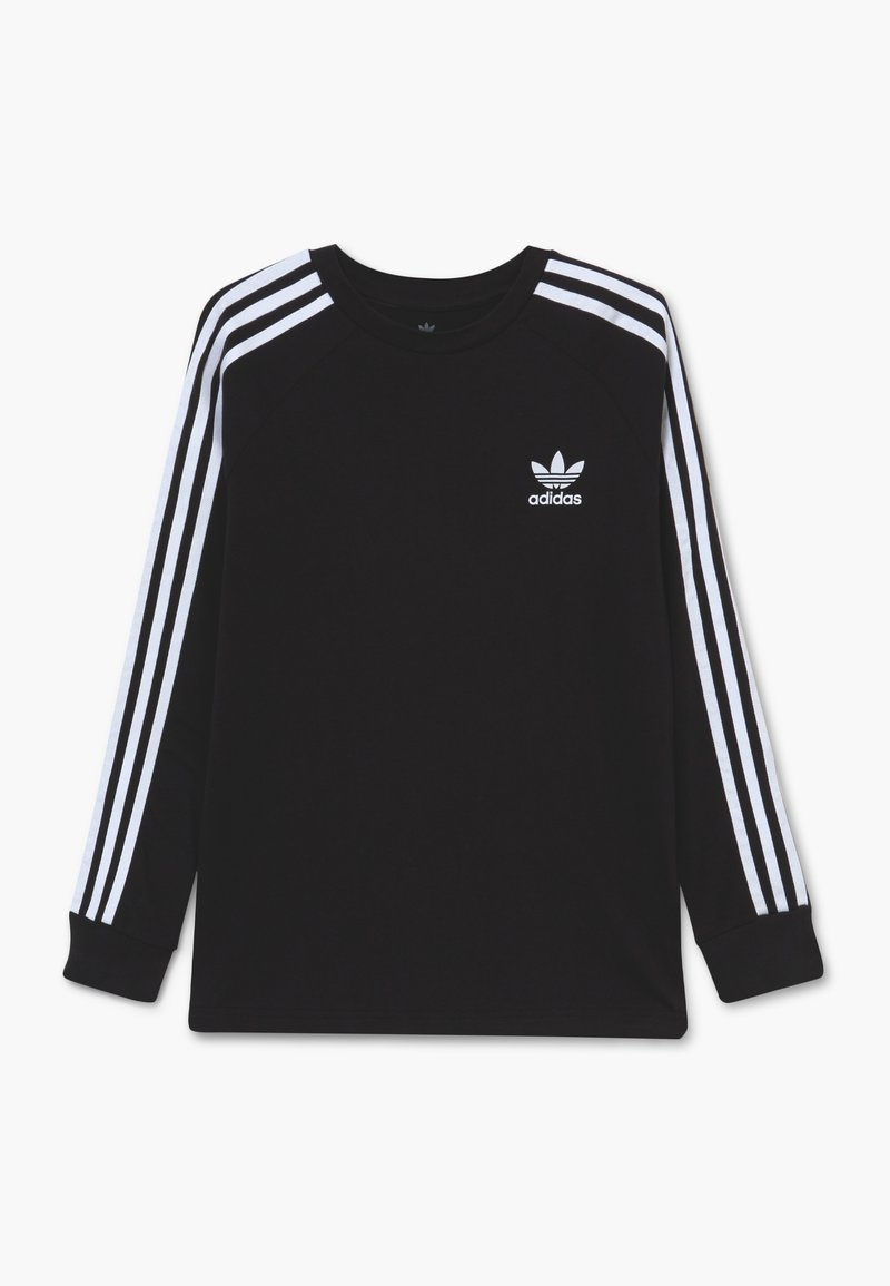 adidas Originals - Langarmshirt - black/white