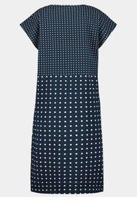 Ulla Popken - Jersey dress - marine - 2