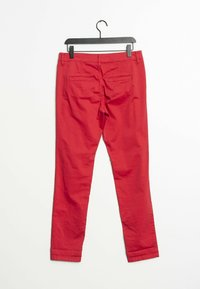 s.Oliver - Trousers - red - 1
