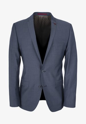 Blazer jacket - light/pastel blue