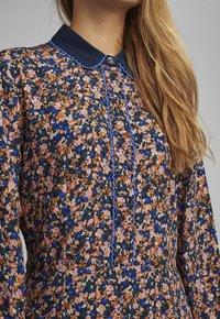 Nümph - Shirt dress - dazzling blue - 2