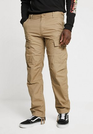 AVIATION PANT COLUMBIA - Pantalones cargo - sand