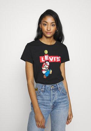 Levi's® x Super Mario - Print T-shirt - black