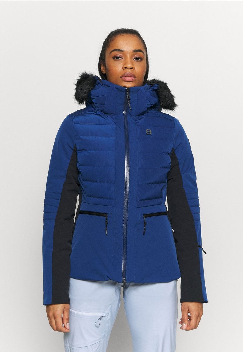 8848 Altitude - CRISTAL JACKET - Ski jacket - peony