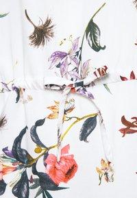 ONLY Petite - ONLNOVA LIFE CONNIE BALI DRESS - Vestido informal - cloud dancer - 2