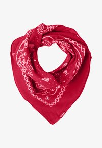 Levi's® - PAISLEY BANDANA - Skjerf - regular red - 2