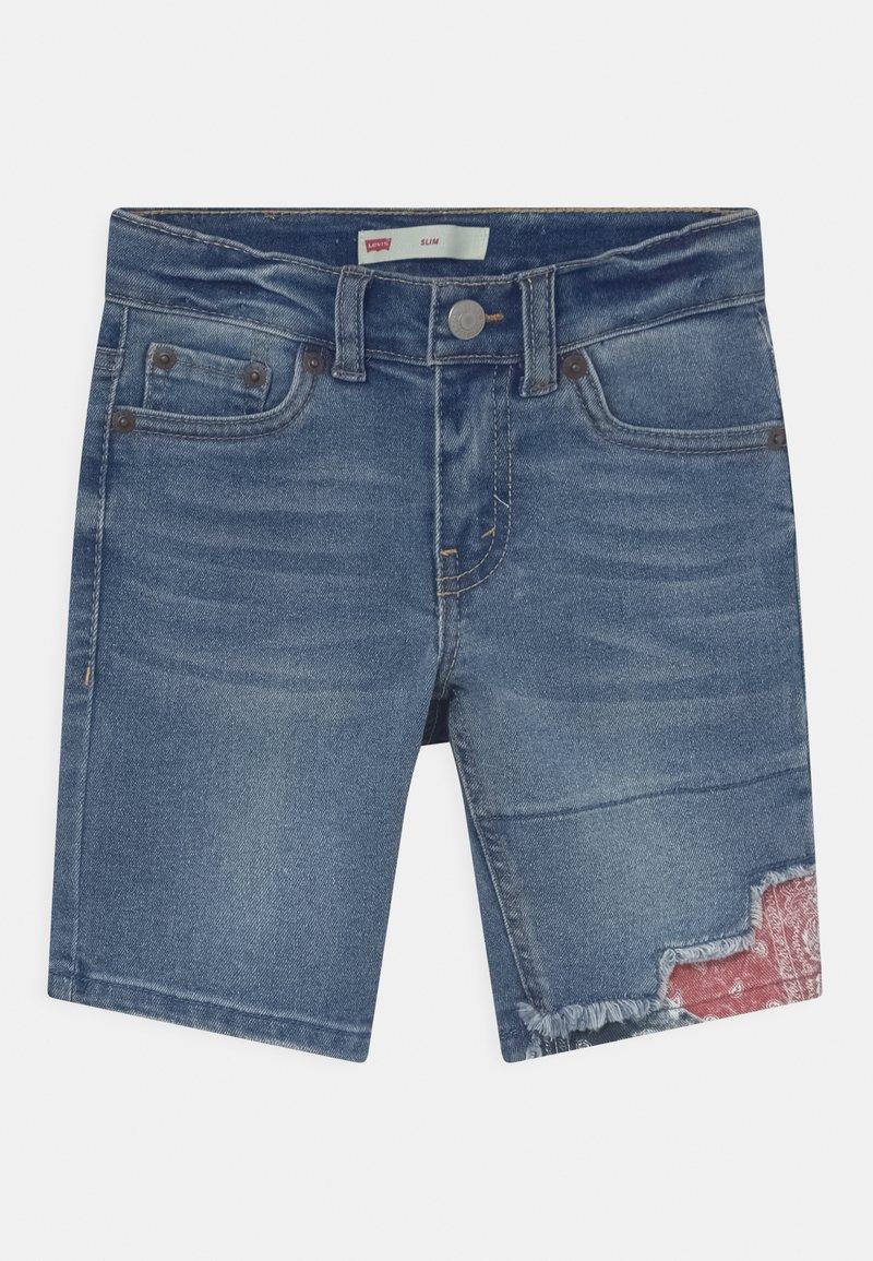Levi's® - SLIM FIT ECO FLEX - Shorts di jeans - small talk