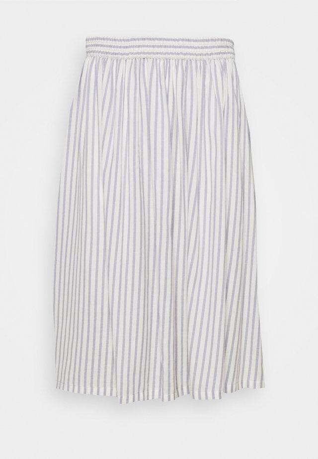 AUGUSTA SKIRT - Áčková sukně - dapple gray