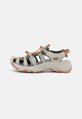 ASTORIA WEST - Walking sandals - desert sage/multicolor