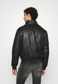 Just Cavalli - KABAN - Winter jacket - black - 3