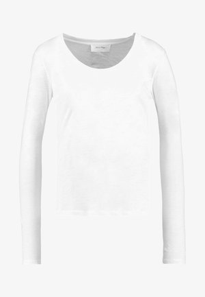 JACKSONVILLE ROUND NECK LONG SLEEVE - Long sleeved top - blanc