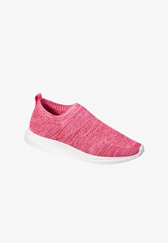 FREE STYLE - Sneakers basse - fucsia