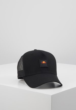 LOVRA TRUCKER - Gorra - black