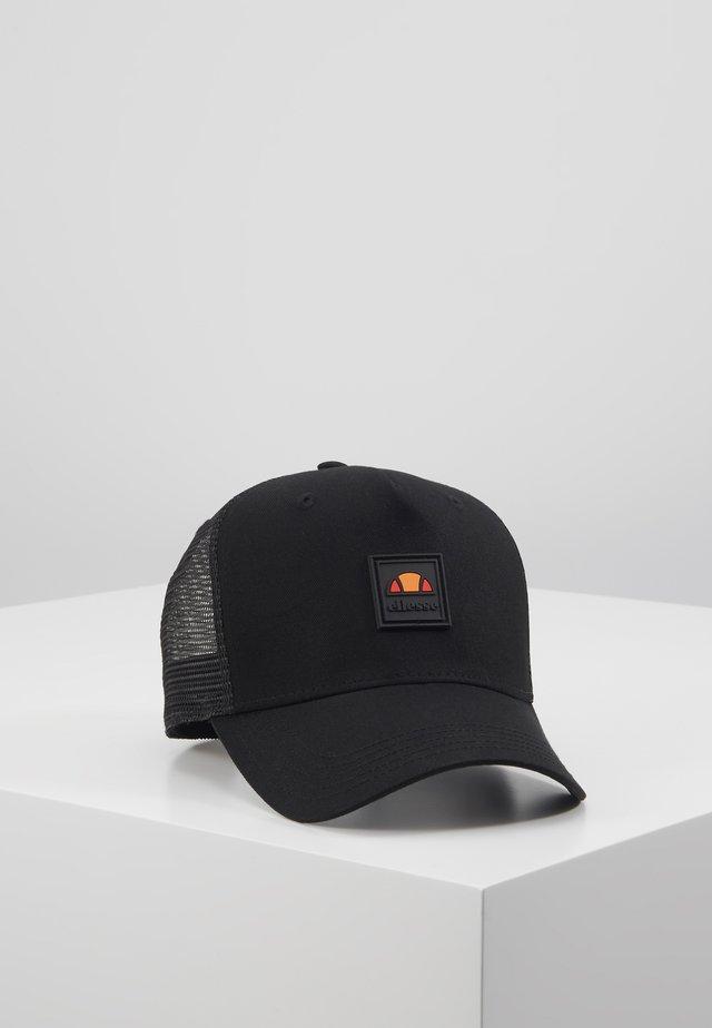 LOVRA TRUCKER - Cap - black