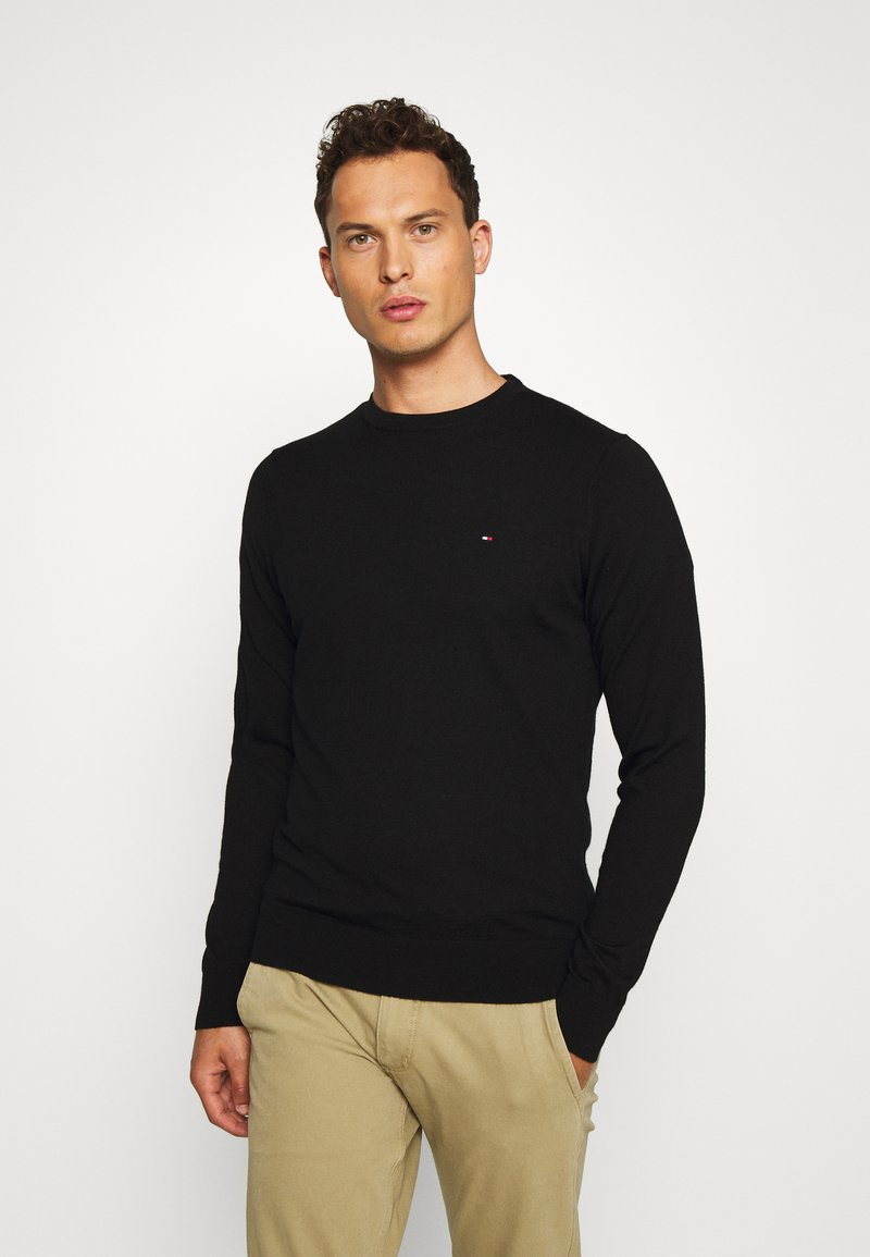 Tommy Hilfiger Tailored - Pullover - black