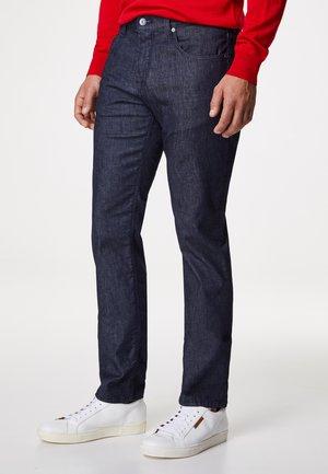JOHN - Slim fit jeans - blau