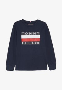 Tommy Hilfiger - ESSENTIAL TEE - T-shirt à manches longues - blue - 2