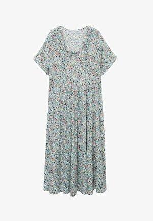FLIESSENDES - Day dress - himmelblau
