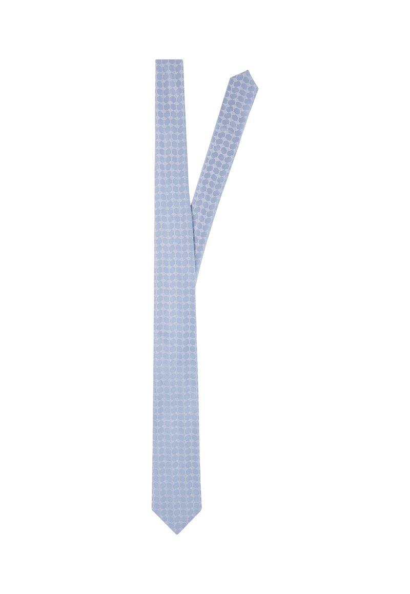 JOOP! - Tie - hellblau gemustert