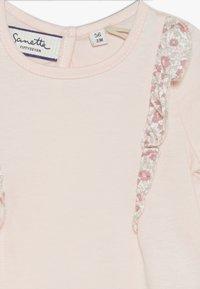 Sanetta fiftyseven - BABY - T-shirt print - seashell rose - 3