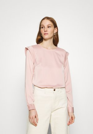 VMCOCO SHOULDER  - Long sleeved top - misty rose