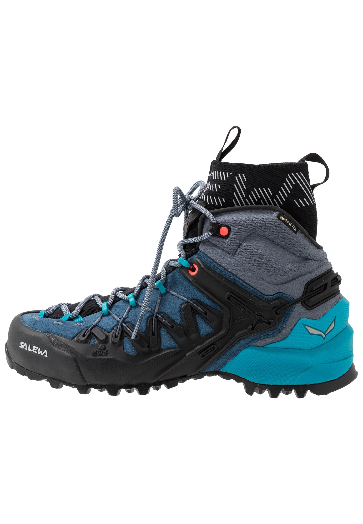 Women WILDFIRE EDGE MID GTX - Hiking shoes