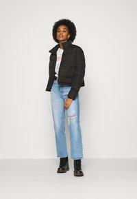 Noisy May - NMCLAUDY JACKET - Winter jacket - black - 1