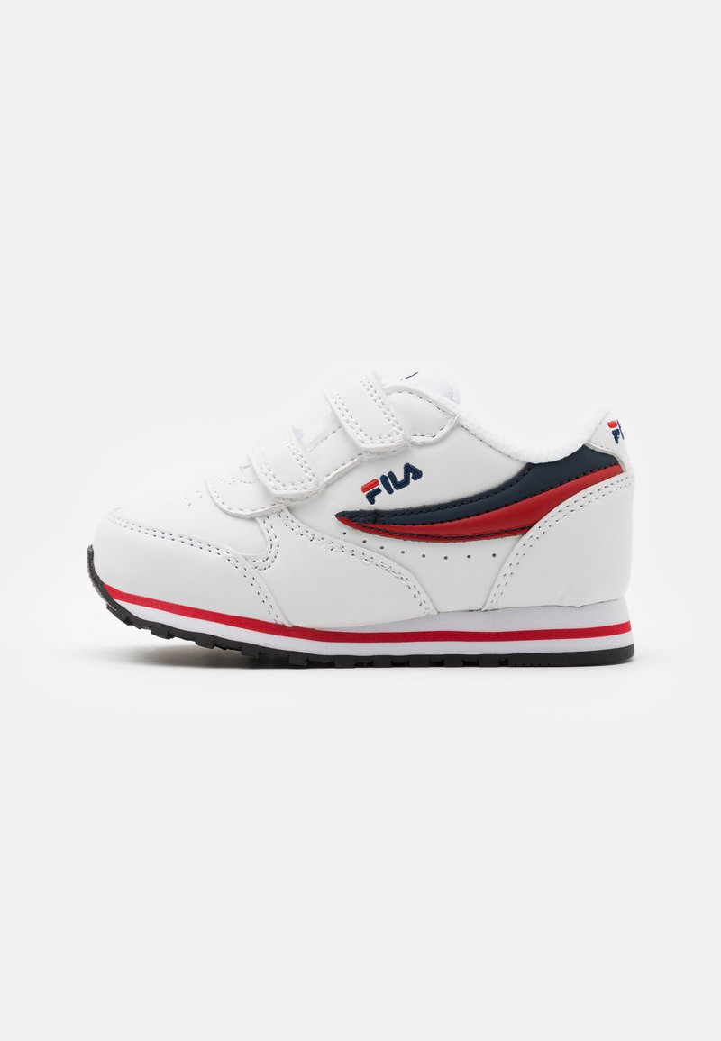 Fila - ORBIT INFANTS UNISEX - Zapatillas - white/dress blue