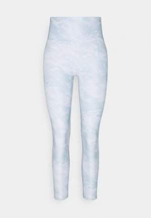 LEGGINGS  - Leggings - light blue