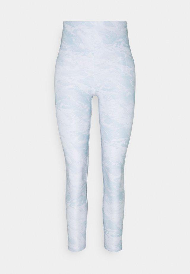 LEGGINGS  - Legginsy - light blue